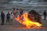 Multiplikatoren am Feuer. Feuerfortbildung für Lehrerinnen und Lehrer und Erzieherinnen und Erzieher
